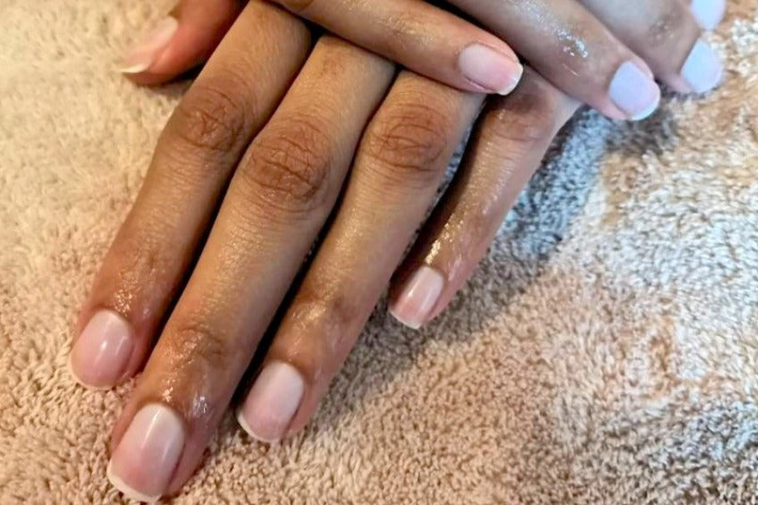 Basic Mani Pedi Buffing Express