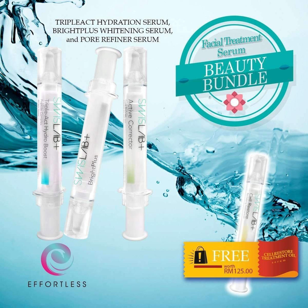Beauty Bundle - Facial Treatment Serum - Effortless