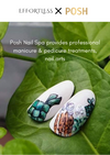 POSH Essential Manicure Pedicure SPA