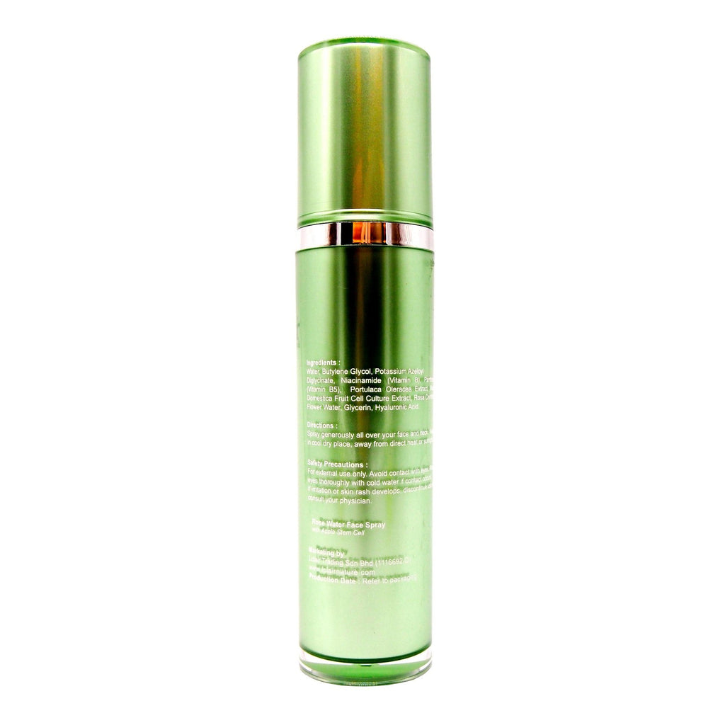 L'Clair Rose Mist with Apple Stemcell (100ml) - Effortless