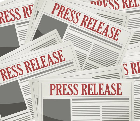 Press Release with Online Distribution