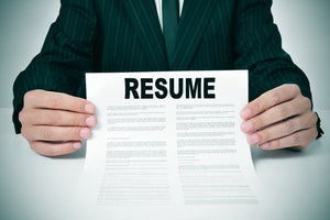 Build Your Resume Now