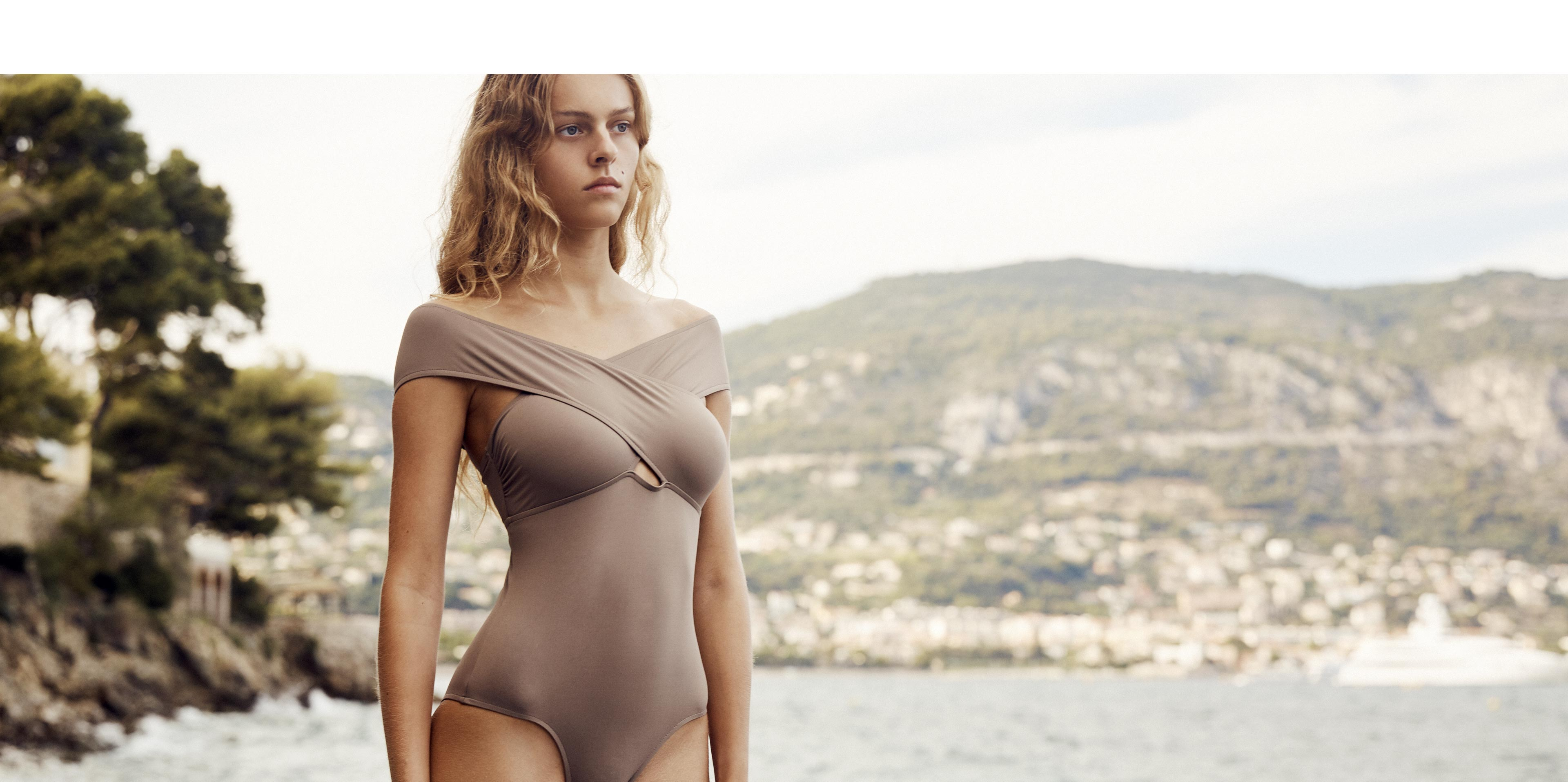 BONDI BORN Sustainable Australian Made Swimwear and Resort Wear. Womens Fashion online. Free shipping available