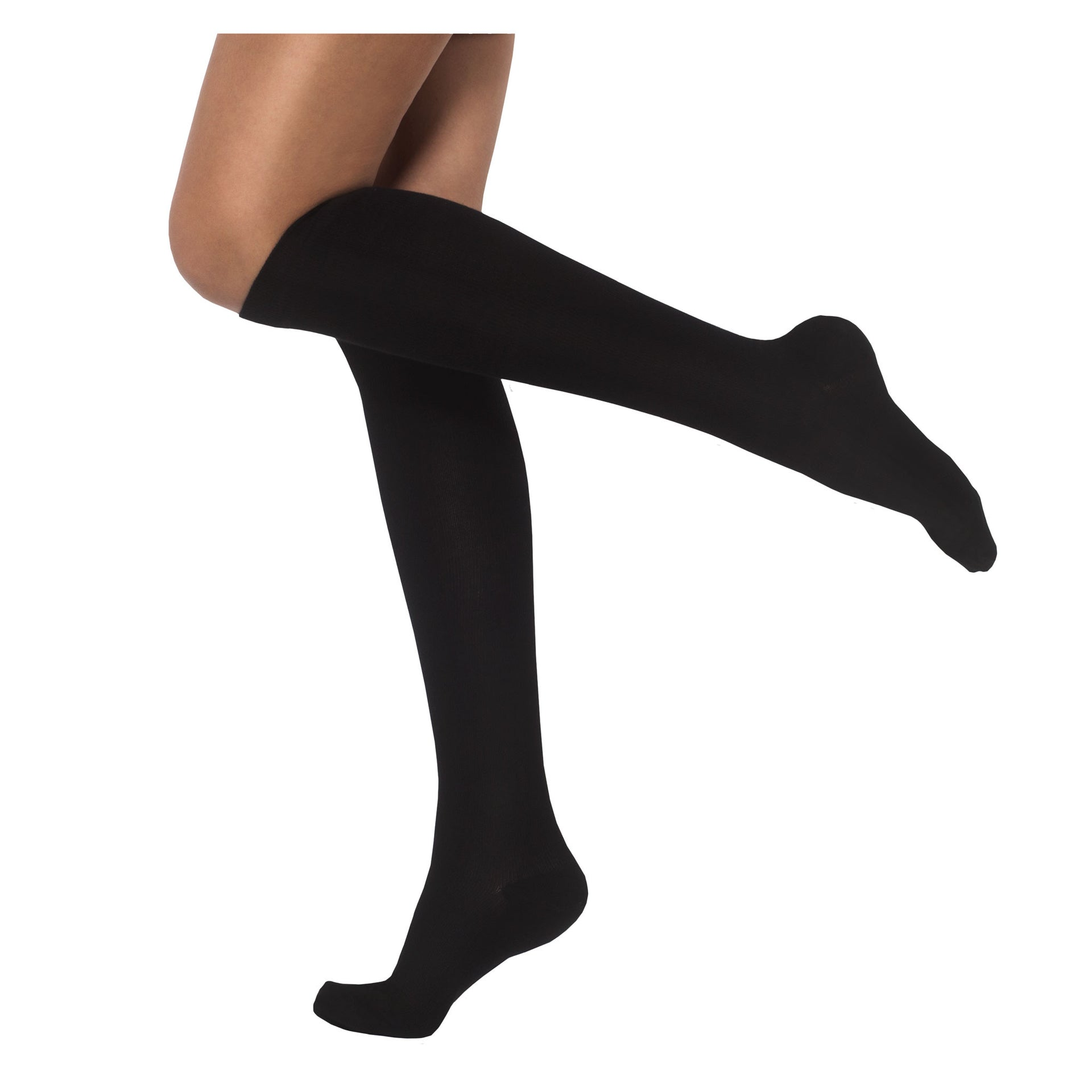 Graduated Compression Cotton Socks