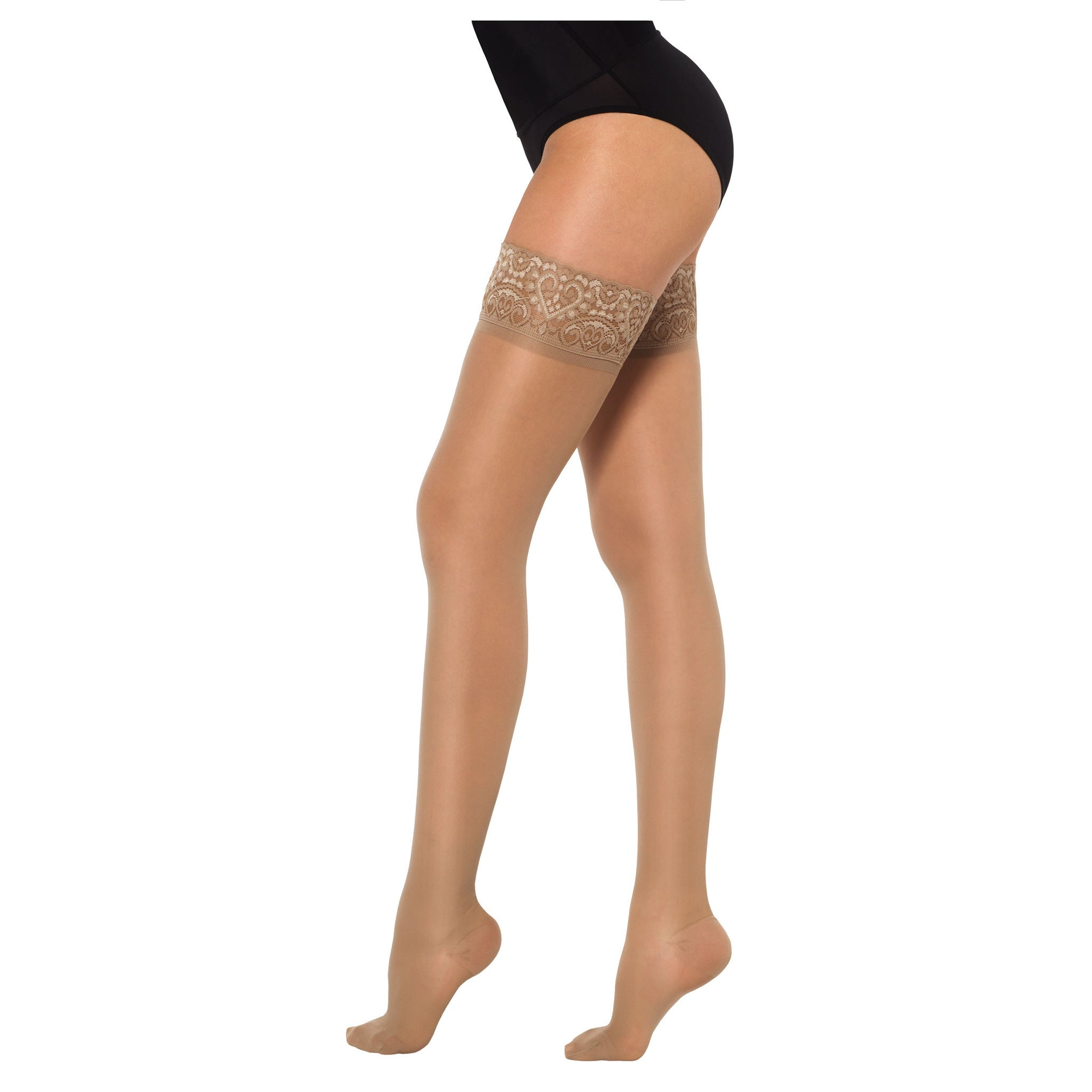 Graduated Compression Thigh Highs