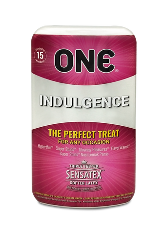 Indulgence Condom 15-Pack (Online Exclusive)