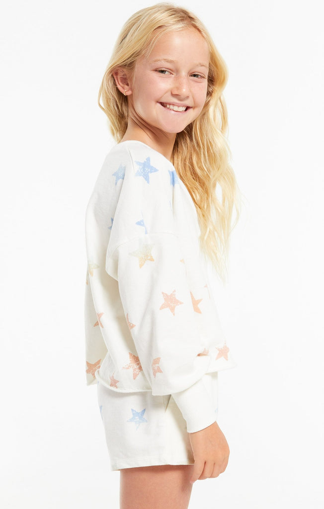 Kira Star Sweatshirt