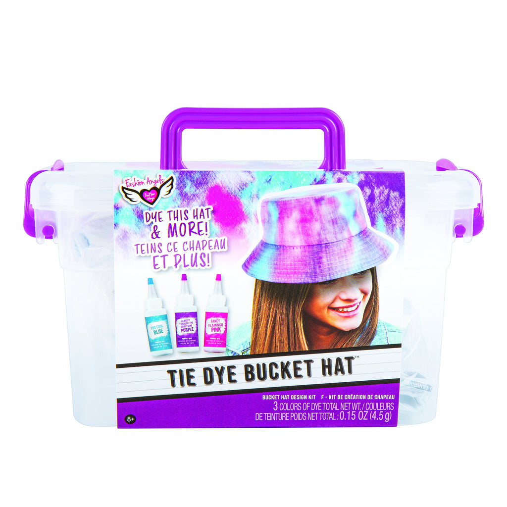 Tie Dye Bucket Hat Design Crate
