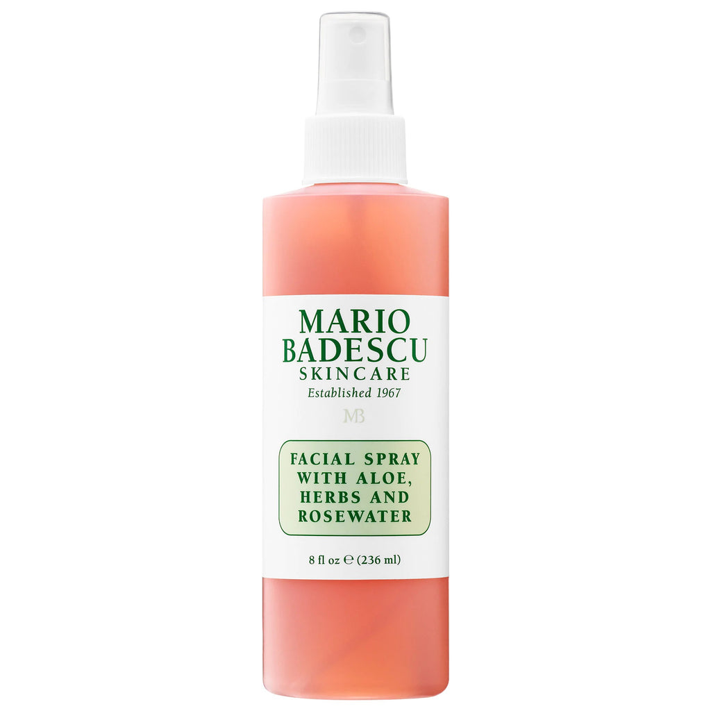 Rosewater & Aloe Facial Spray