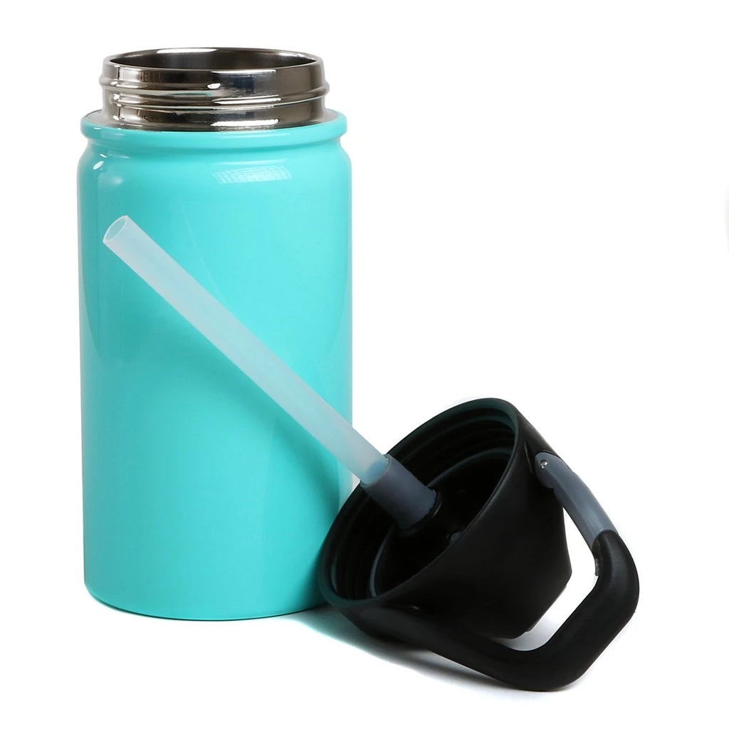 12 oz LIL SIC Bottle - Gloss Seafoam