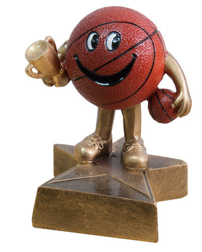 Resin Mini Basketball Star - MariaJames