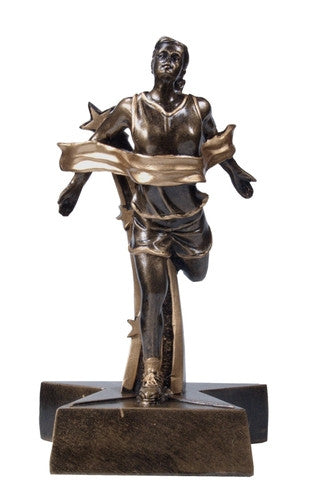 Resin Trophy - Athletics Female - MariaJames