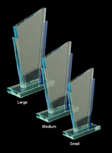 Glass Art Deco Award