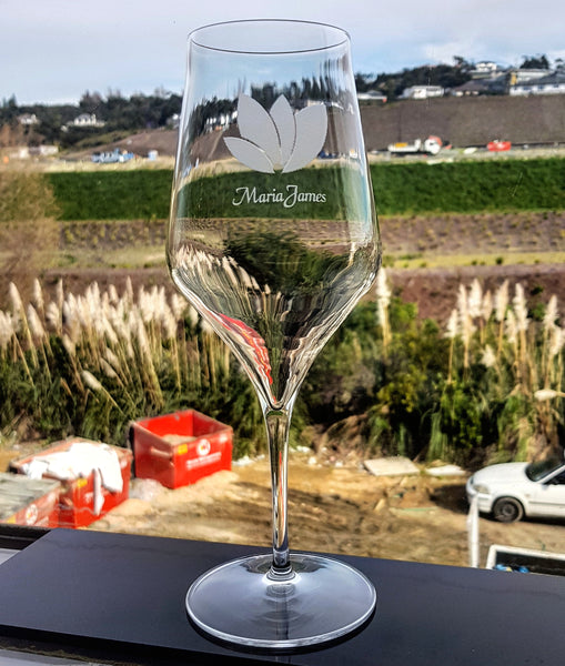 Supremo Chardonnay Glass