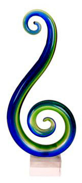 Large Koru Hook - MariaJames