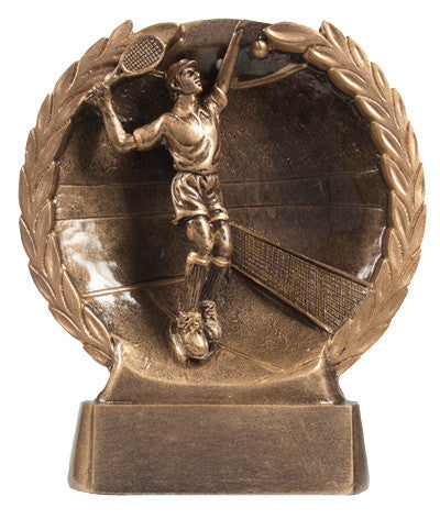 Resin Tennis Match - Male Award - MariaJames