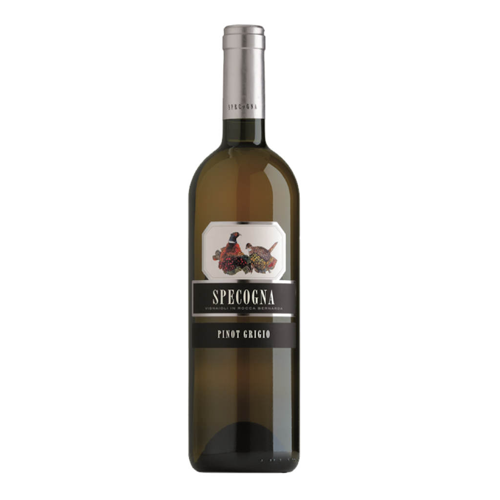 specogna pinot grigio, orange wines