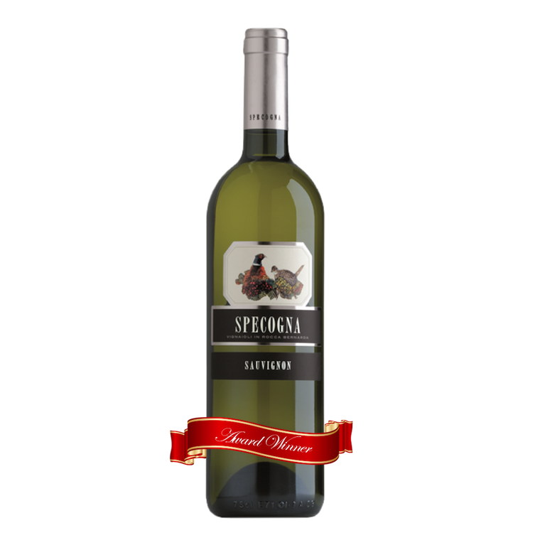 specogna award winning  sauvignon  friuli wines