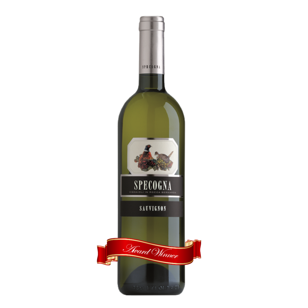 Taking home the gold medal in 2016 (now in the running for Best Sauvignon in the world 2016), and awarded the 2015 medal for best Italian sauvignon at the World Sauvignon competition, this delightful white is easy to drink and has the perfect WOW! factor that truly sets it apart. Looking for the perfect companion for a warm day or a fresh fish dish? This elegant sauvignon, with citrus notes of grapefruit, pineapple, yellow peppers and touches of tomato leaves will satisfy your palate, especially on a hot su