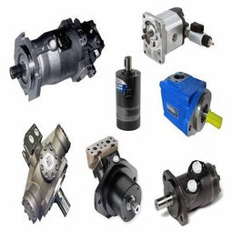 Hydraulic & Pneumatic Motors