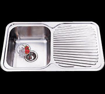 780mm Kitchen Sink - Single Bowl