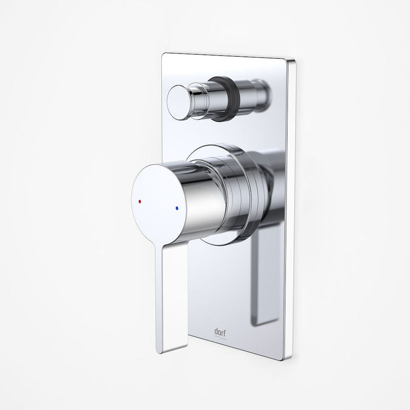 Dorf Enigma Bath or Shower Mixer With Diverter