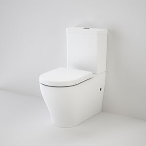 Caroma Luna Cleanflush® Wall Faced Toilet Suite Bottom Inlet