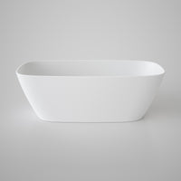 Caroma Contura Freestanding Bath Solid Surface