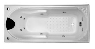 ISABELLA Spa Bath 1530 - 12 Jets w/ Hot Pump