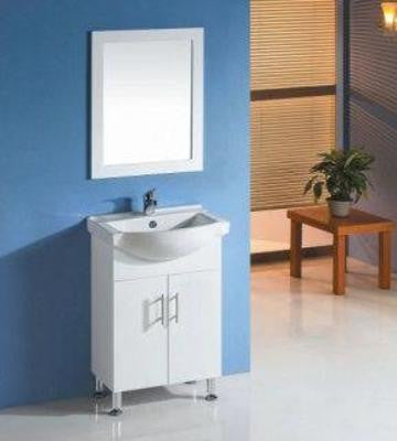 600mm Semi Recess Vanity