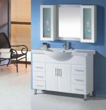 1200mm Semi Recess Vanity