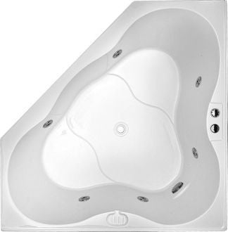 ALMINA Spa Bath 1285 - 10 jets w/ Hot Pump