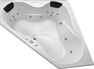 ALCAZAR Spa Bath 1515 - 16 Jets w/ Hot Pump