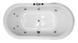 ESTELLA Spa Bath 1840 - 6 Jets w/ Hot Pump