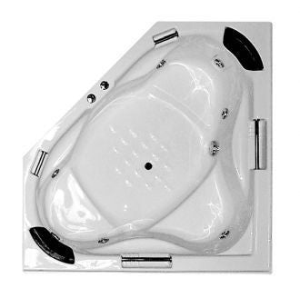 ALHAMBRA Spa Bath 1495 - 7 Jets w/ Hot Pump