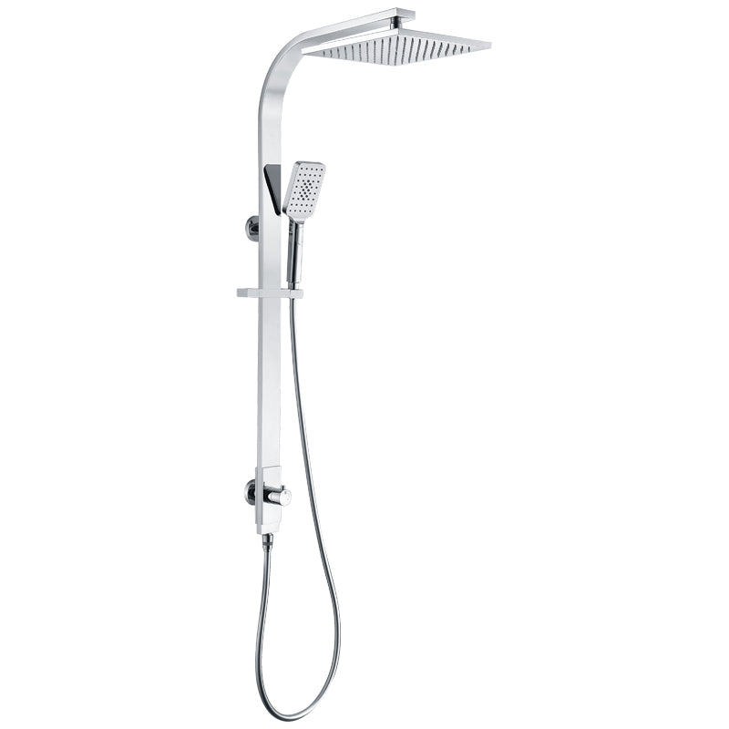 Ikon Seto Multi-Function Shower Rail Square