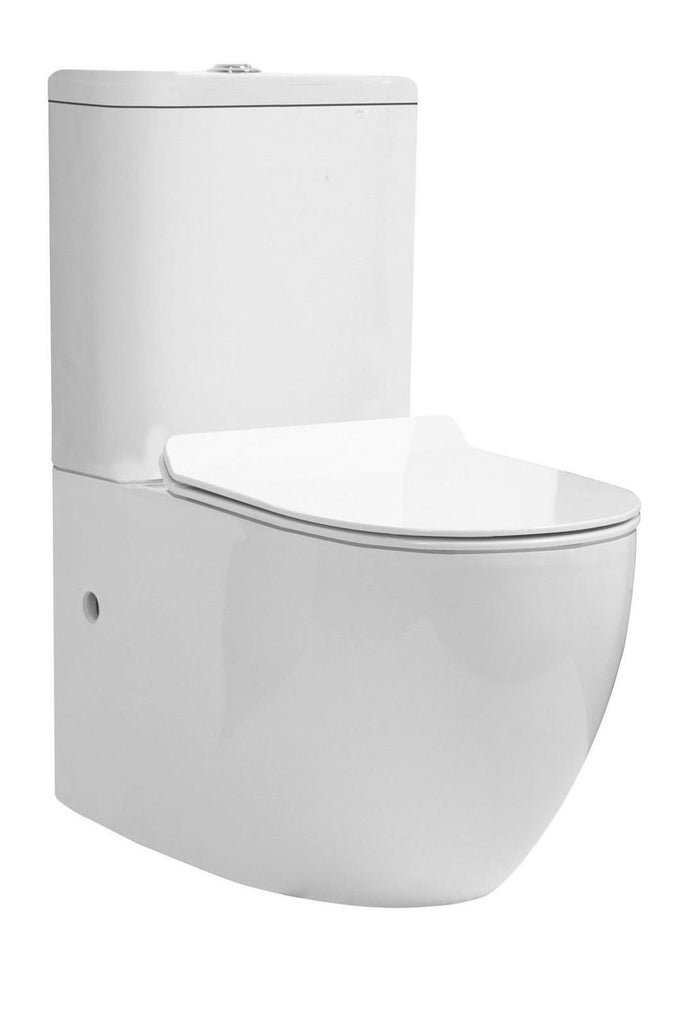 Inspire Cosenza Wall Faced Toilet Suite
