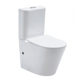 Oasis Rimless Toilet Suite