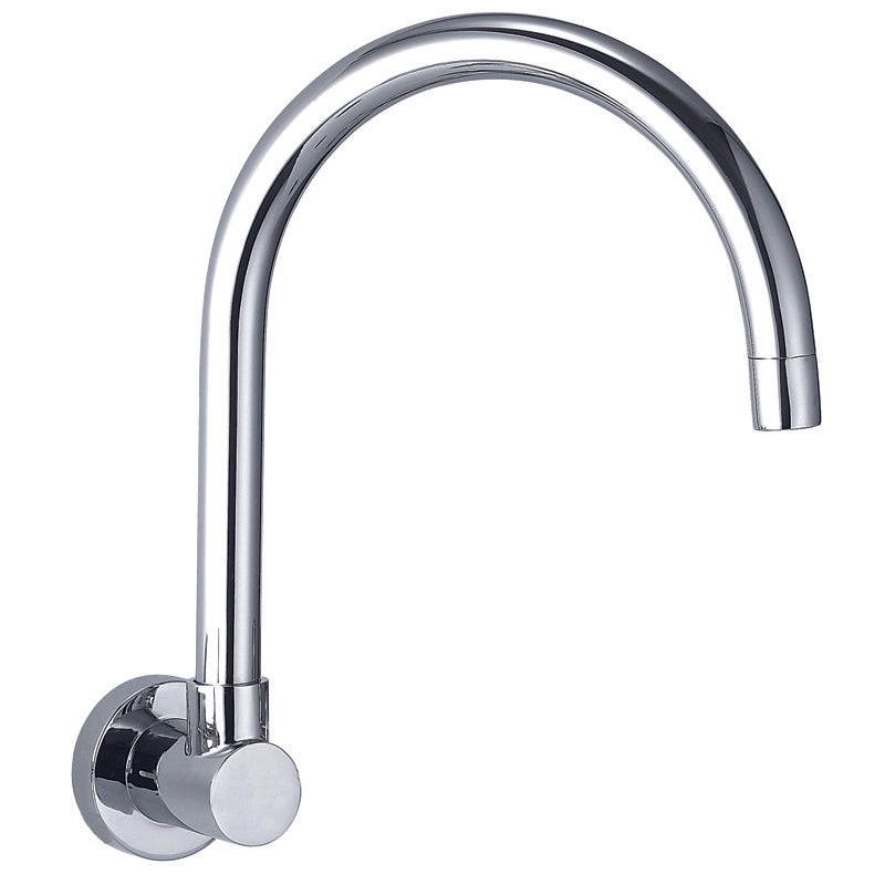 Corinna Bathroom Bath / Wall Swivel Spout - Chrome