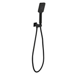 Fitzroy Hand Shower On Wall Outlet - Black