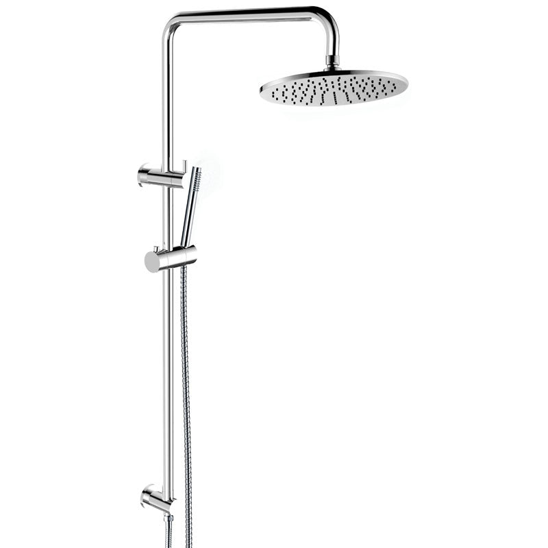 Rowville 2 in 1 Shower Combination Shower Rail - Single Hose