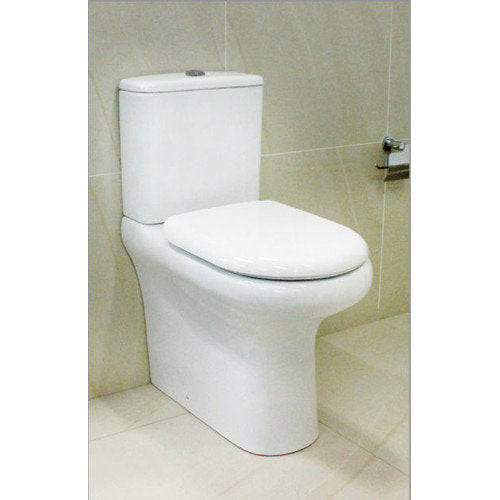 RAK Compact Back To Wall Toilet Suite S or P Trap