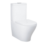 Deluxe Tornado Flush Back to Wall Toilet Suite - Zenitti