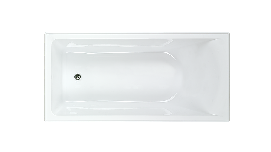 LANARK KIMBERLEY 1800 x 820 RECTANGLE BATH