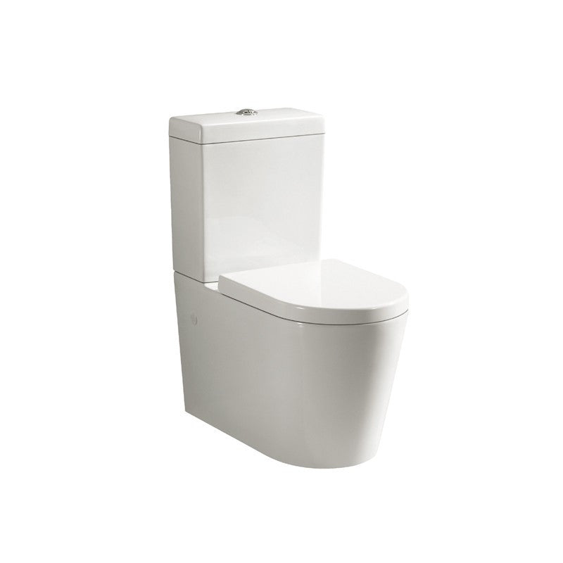 Cessina Wall Facing Toilet Suite