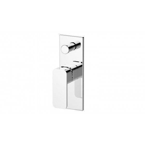 Ikon Seto Diverter Shower/Bath Mixer - Chrome