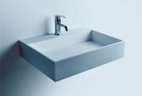 Sofia 600x460mm WALL HUNG / COUNTER TOP BASIN
