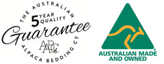 The finest quality Australian made alpaca quilts from AABC