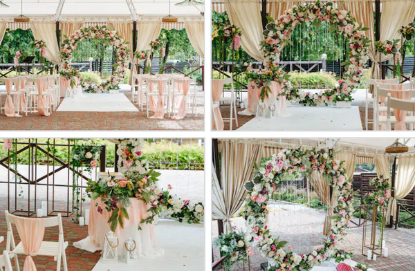 Wedding Hire Styling Sydney