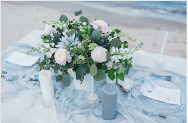 Wedding arrangements Sydney wedding florist